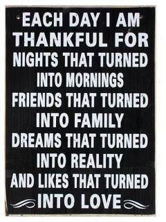 thankful: Remember This, Friends, Wisdom, Truths, So True, Families, Inspiration Quotes, Gratitude, True Stories