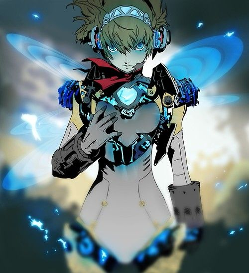 Persona 3 - Aigis