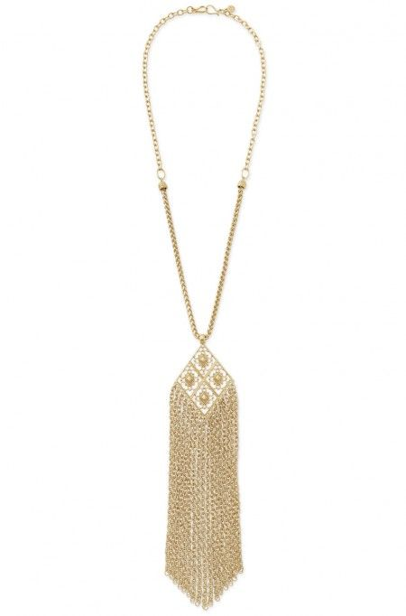 Vintage inspired can be worn short or long & dressed up or down! Get the Makena Pendant Necklace by Stella & Dot today!