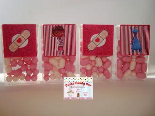 Dulce Candy Bar | Eventos Temáticos: Candy Bar Doctora Juguetes!!!