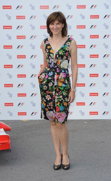 Fiona Bruce Photos - The F1 Party - Arrivals - Zimbio