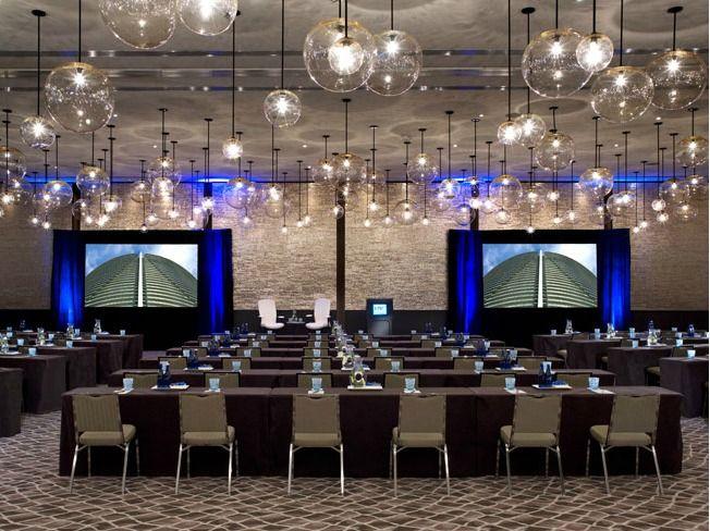 Galería de Lujo y comodidad en la iluminación del Epic Hotel en Miami - 4