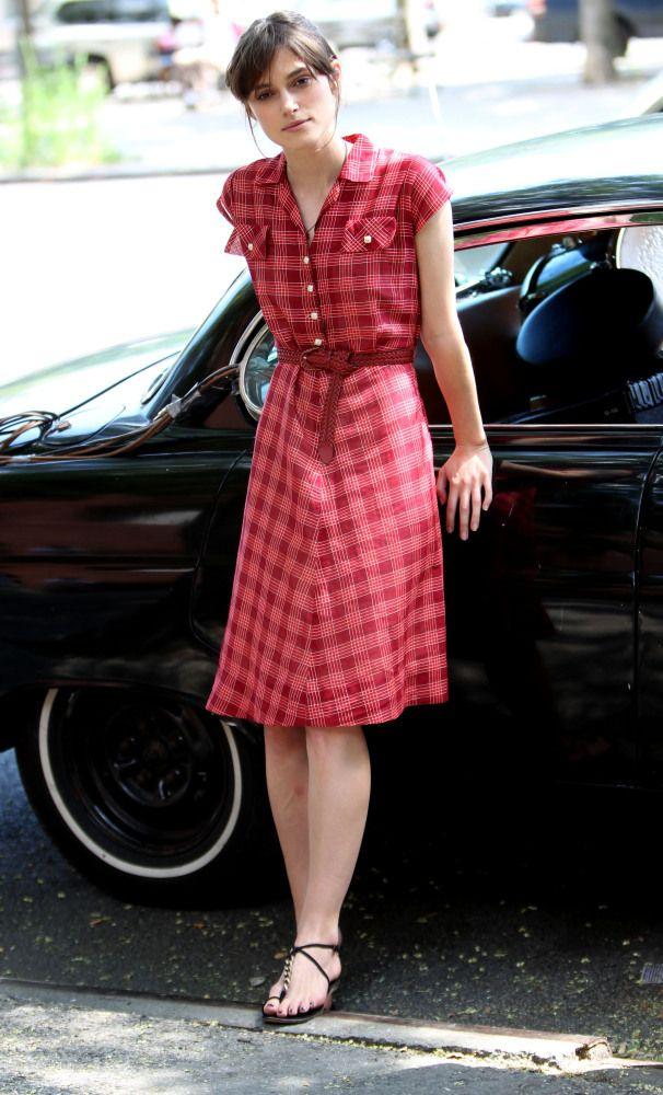 Keira Knightley: July 2012