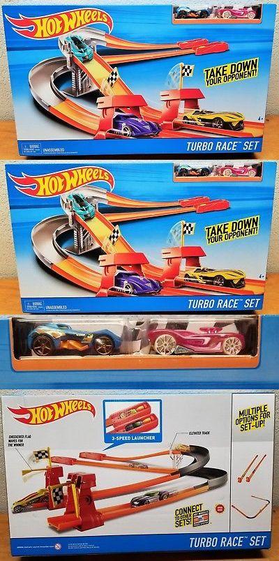 d7a3f84da79 Play Sets 177918  Hot Wheels Turbo Race Set Track Set - Mattel New !! -  BUY  IT NOW ONLY   34.99 on  eBay  wheels  turbo  track  mattel