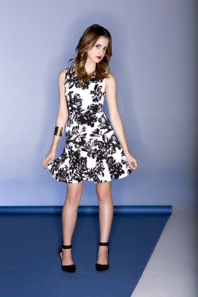 Austin and Ally photoshoot--Laura