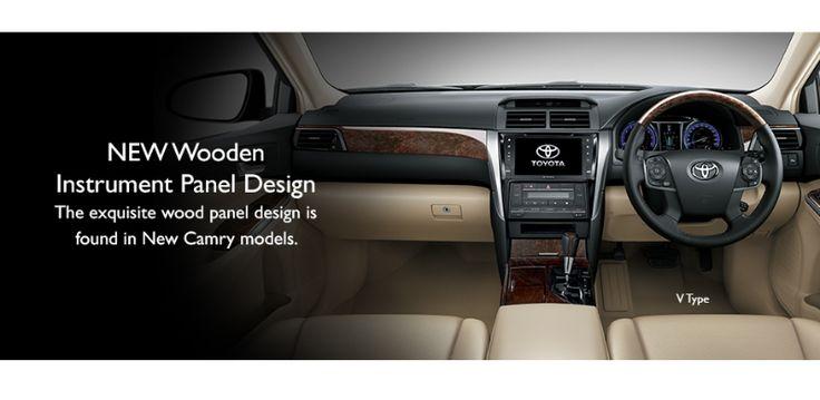 Toyota All New Camry - The Future Sedan - Auto2000