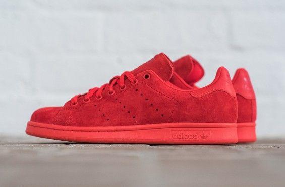 adidas Originals Stan Smith Powder Red