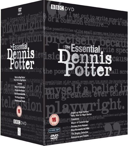 From 25.00 The Essential Dennis Potter [dvd]