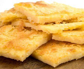 La farinata di ceci: la vera ricetta ligure