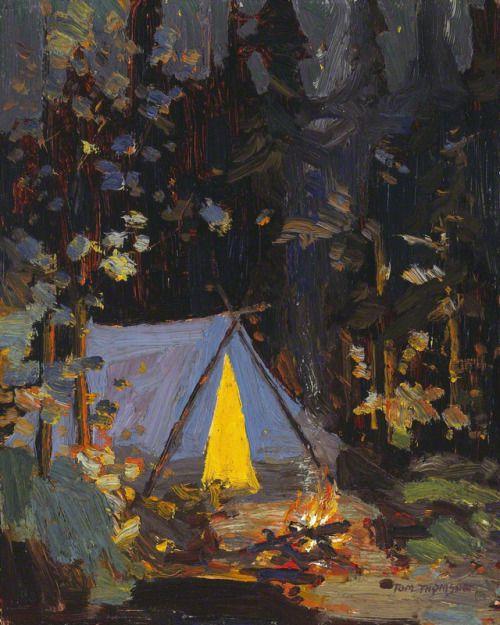 Tom Thomson 1916