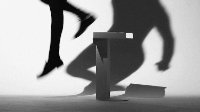 Meta Side Table by New Tendency. Photography, Lettering