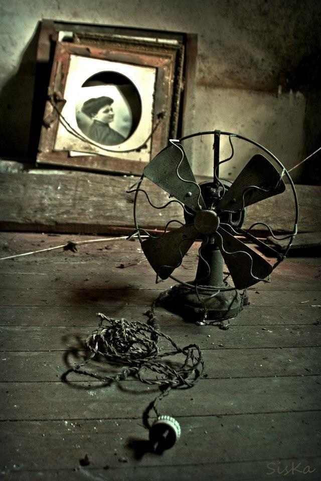 Siska - abandonned places