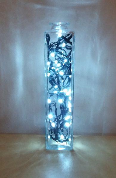 Lampka butelkowa świąteczna - MMProject - Lampki