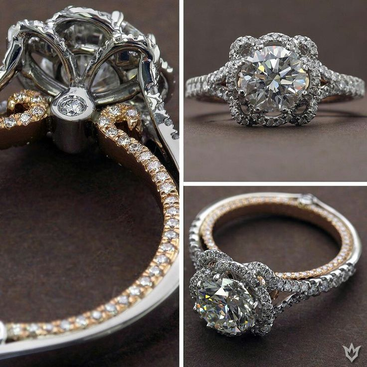 Couture Diamond Wedding Rings