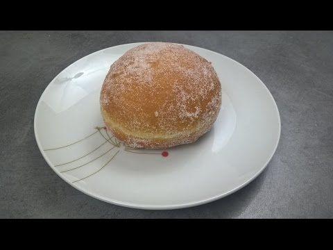 Les beignets au Nutella - Apprendre la pâtisserie - YouTube