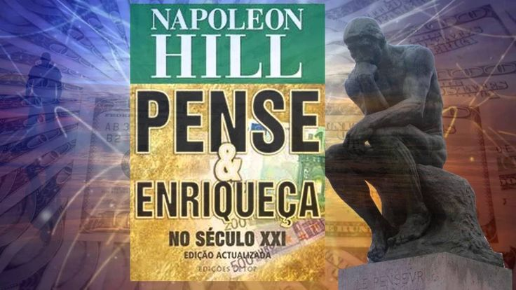 15 best livros audio images on pinterest livros neville goddard pense e enriquea napoleon hill audiobook parte final fandeluxe Gallery
