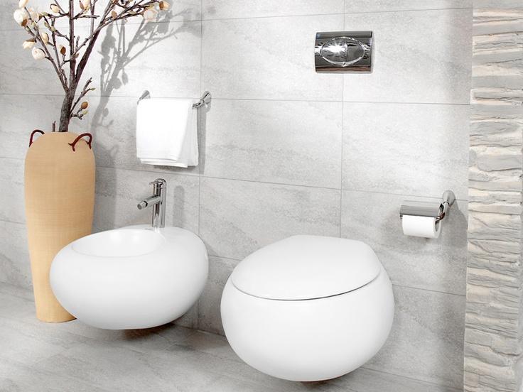 Pure Stone Toilet & Bidet | Villeroy & Boch