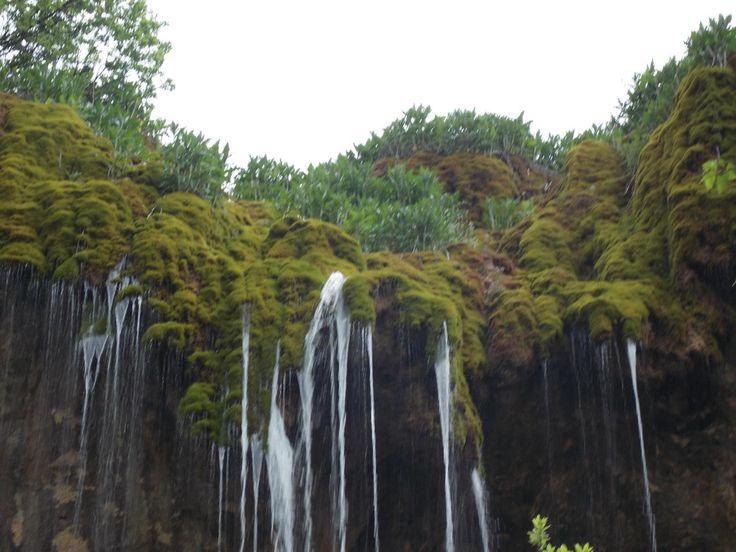 """Водопад """"Царская корона"""""""