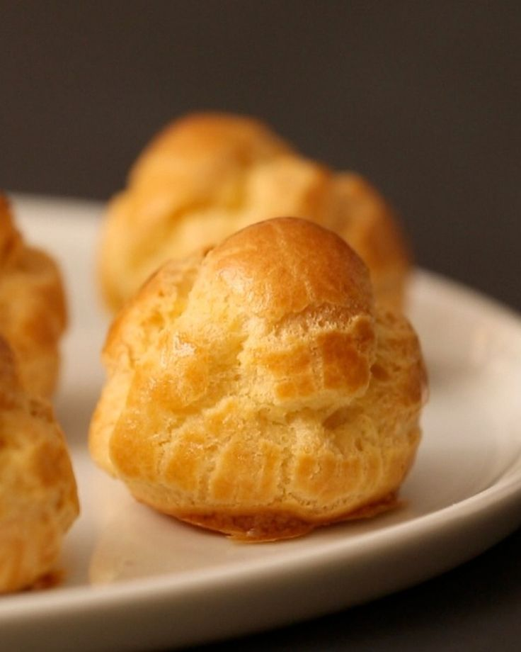 The foundation of the perfect cream puff is light, airy pate a choux. Learn the secrets to making the world
