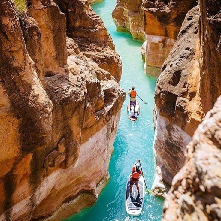 Havasu Creek - Arizona. Picture by ✨✨@footloosefotography✨✨