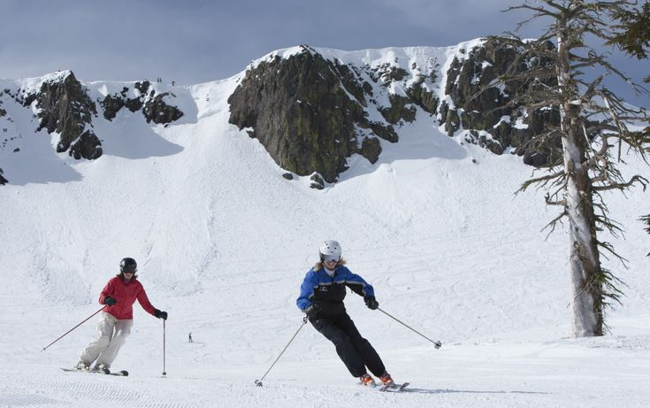 What's new at Lake Tahoe Ski resorts!