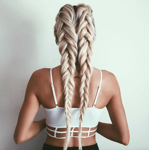 The 16 Best Mane Moments From Instagram This Week #dutchbraids