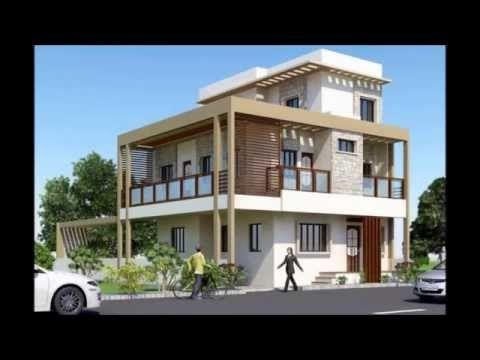 ide desain rumah tingkat mewah modern desain rumah