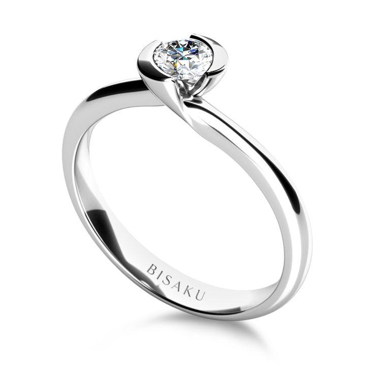 Zásnubní prsten, model č. C50