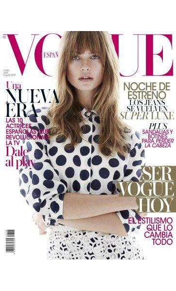 Vogue España April 2014
