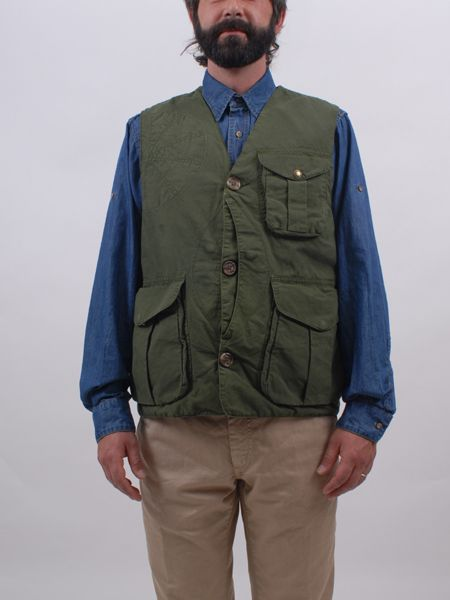 2132-BA Hunting Vest  | Filson – Better Outdoor Clothes – Since 1897