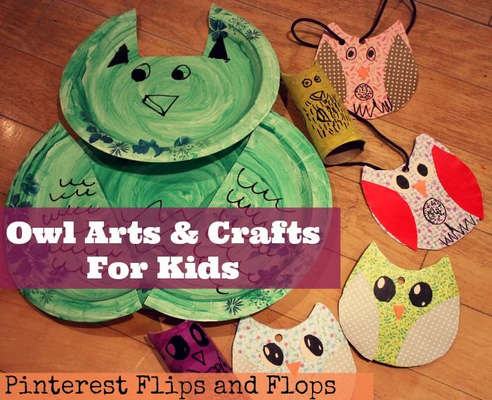 quick and easy craft ideas fast and easy owl projects for crafts 7081