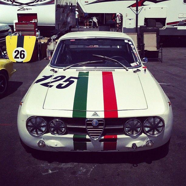 Like classic race cars...
