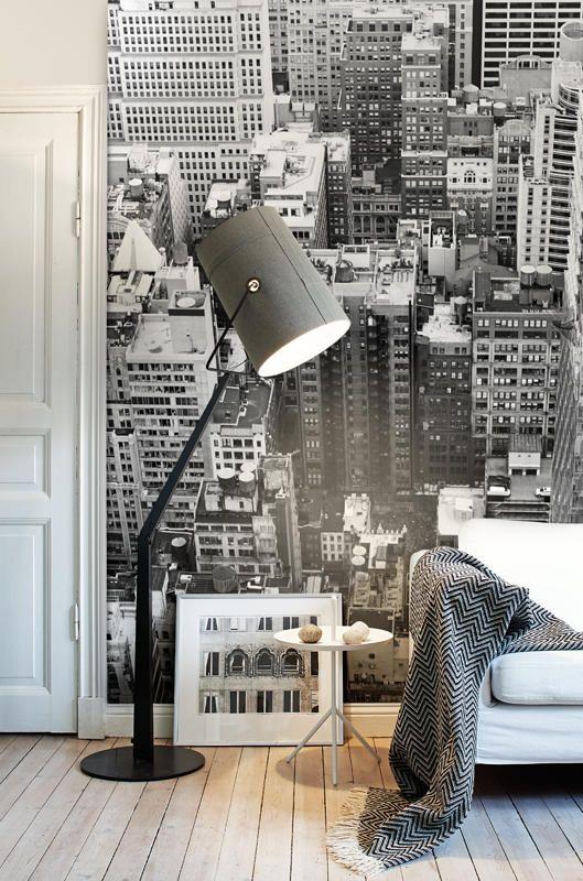 Black & White Wallpaper New York