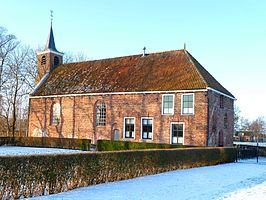 Hervormde kerk (Gerkesklooster)