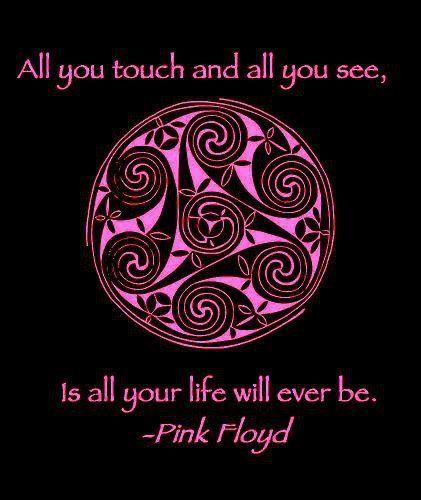 Breathe - Pink Floyd