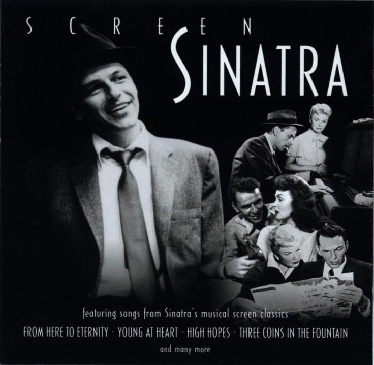Frank Sinatra: Screen Sinatra.: Music Sound, Screens Sinatra I, Crooner Music, Inspiration Music, Blue Eye, Music Movie, Music Sinatra, Favorite Pin, Frank Sinatra