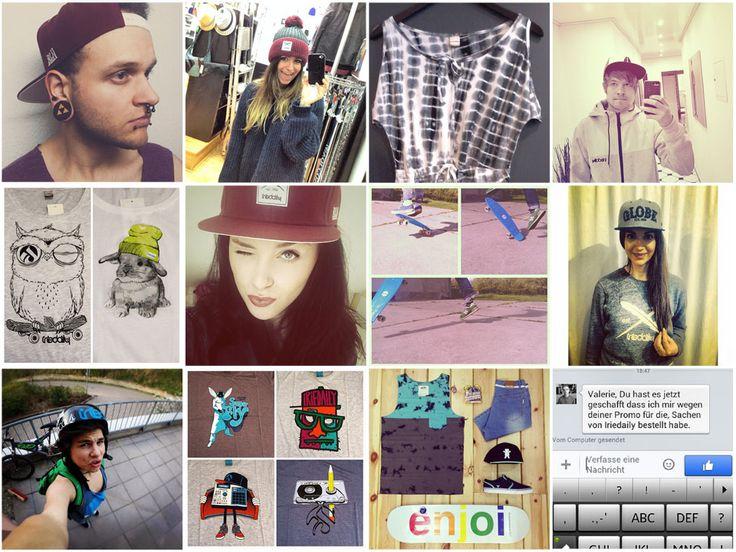 #iriedaily + #instagram = #win! – Beatmaschinen & Bandsalat! | IRIEDAILY