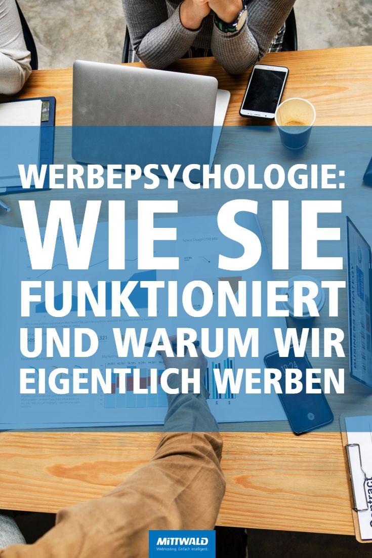 Werbepsychologie Psychologie Kommunikation Alltag