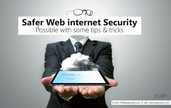 DidYouKnow Safer Web Internet security Tips and Tricks?