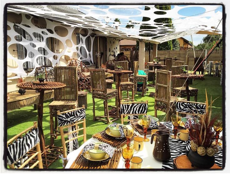 65 Best Images About Traditional African Wedding Centerpieces And Decor On Pinterest