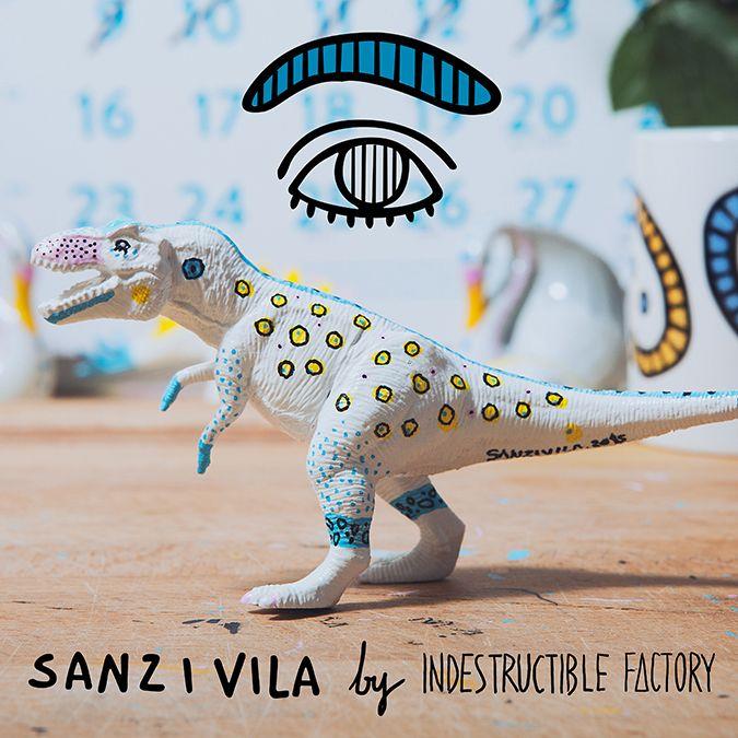 Sanz i Vila - Indestructible Factory