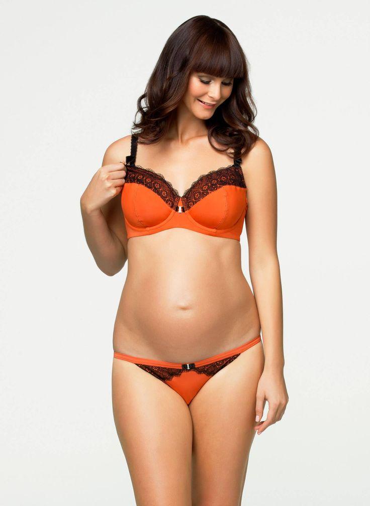 Ginger Macaroon – Kleurrijke luxe voor zwangere vrouwen rondomeva_ginger-macaroon-bra_zwangerschapslingerie