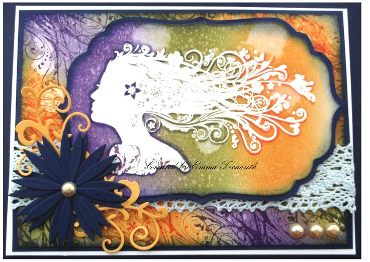 h indigoblu stamps and distress inks
