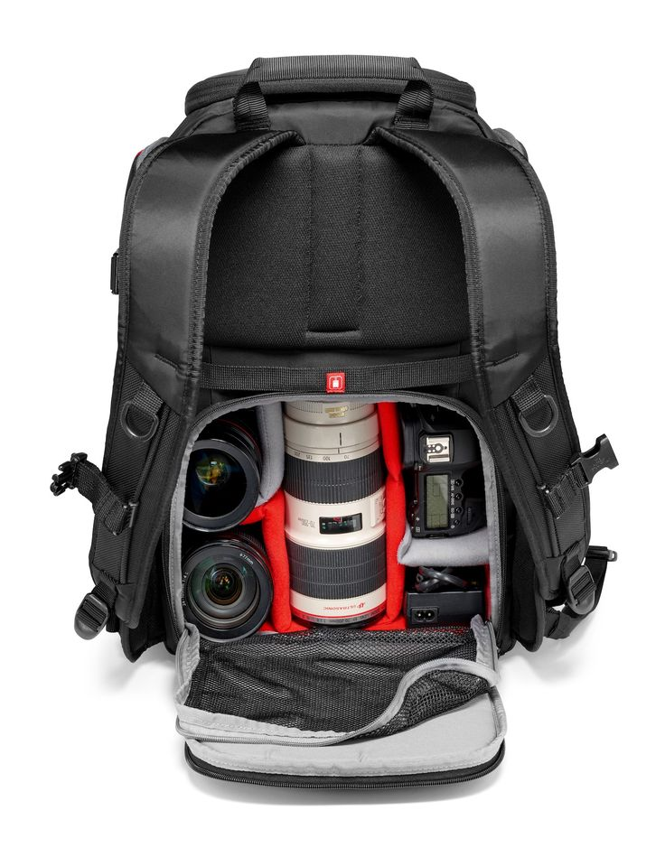 Manfrotto Advanced Rear Backpack.