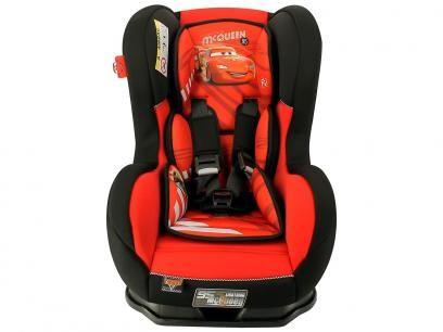 Cadeira para Auto Disney Carros Cosmo SP - para Crianças até 25kg com as melhores condições você encontra no Magazine Adultoeinfantil. Confira!
