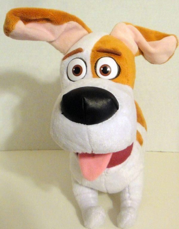 Secret Life Of Pets Movie Talking Max Puppy Dog 12 Plush Buddy Doll Toy Pal Pets Movie Secret Life Of Pets Dogs And Puppies