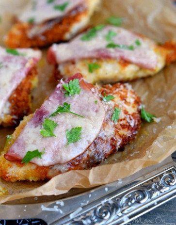 Hähnchen-Cordon Bleu aus der Pfanne | 21 Abendessen, die Du in maximal 20 Minuten zubereitest