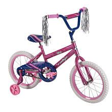 Girls 16 inch Rallye Glitter Bike