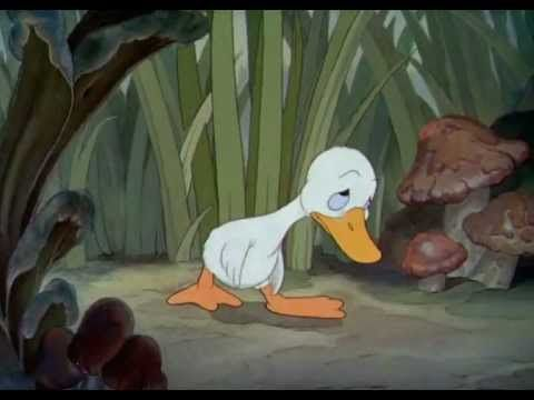 Disney Silly Symphony The Ugly Duckling 1939