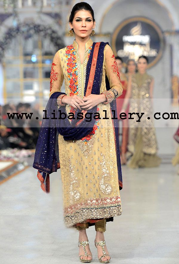 Asifa nabeel casual dresses 2015 asifa nabeel pakistani Pakistani fashion designers